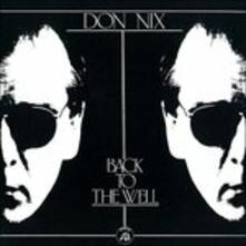 Back to the Well - CD Audio di Don Nix