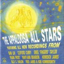 The Appaloosa All Stars - CD Audio