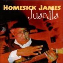 Juanita - CD Audio di Homesick James