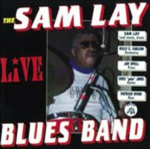 Live - CD Audio di Sam Lay (Blues Band)