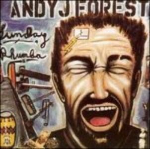 Sunday Rhumba - CD Audio di Andy J. Forest