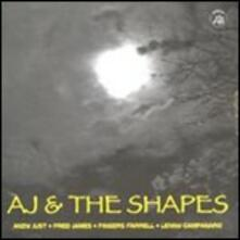 AJ & the Shapes - CD Audio di Andy Just,Shapes