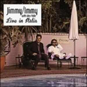 Jimmy and Immy Live in Italia - CD Audio di James Maddock,David Immergluck