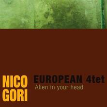 Alien in Your Head - CD Audio di Nico Gori