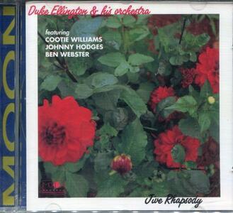 Jive Rhapsody - CD Audio di Duke Ellington