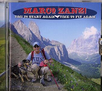 Time to Start Again - CD Audio di Marco Zanzi