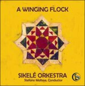 A Winging Flock - CD Audio di Sikelé Orchestra