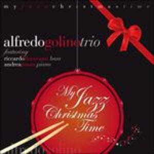 My Jazz Christmas Time - CD Audio di Alfredo Golino