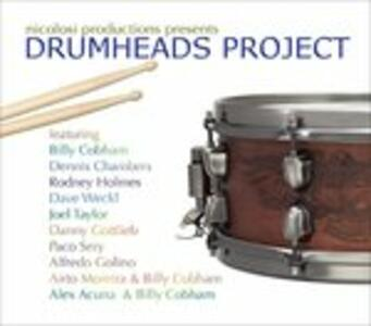 Drumheads Project - CD Audio di Drumheads Project