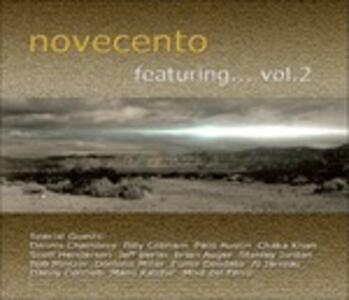 Featuring vol.2 - CD Audio di Novecento