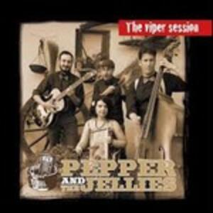 The Viper Session - CD Audio di Pepper and the Jellies