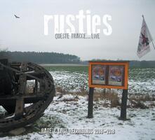 Queste tracce? Live - CD Audio di Rusties