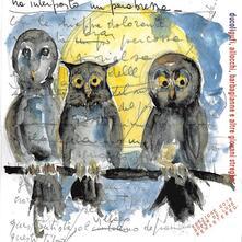 Gufi, allocchi, barbagianne e altre giovani streghe - CD Audio di The Barbagianna's