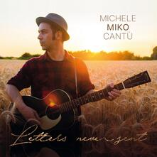Letters Never Sent - CD Audio di Michele Miko Cantù