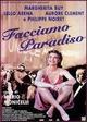 Cover Dvd Facciamo paradiso