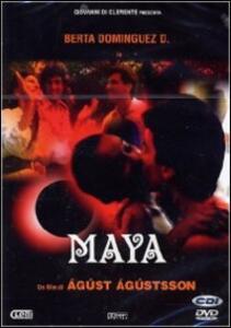 Maya di Agust Agustsson - DVD