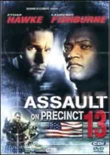 Assault on Precinct 13 (DVD) di Jean-François Richet - DVD