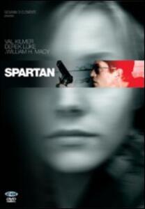 Spartan di David Mamet - DVD