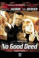 Cover Dvd No Good Deed - Inganni svelati