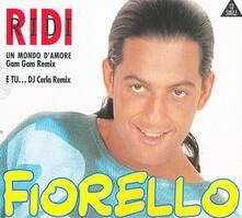 Ridi - CD Audio di Fiorello