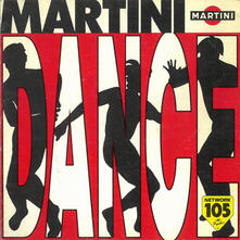 Martini Dance - CD Audio