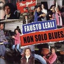 Non Solo Blues - CD Audio di Fausto Leali
