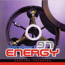 Energy 97' 1997 - CD Audio