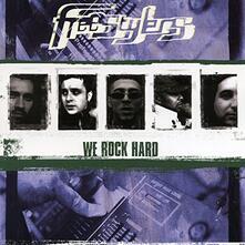 We Rock Hard - CD Audio di Freestylers