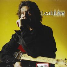Lealilive - CD Audio di Fausto Leali