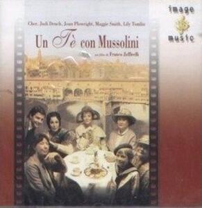 Un Tè con Mussolini (Colonna Sonora) - CD Audio