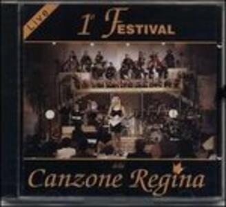 Canzone Regina - CD Audio