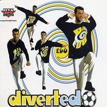 Divertedo - CD Audio di Edo