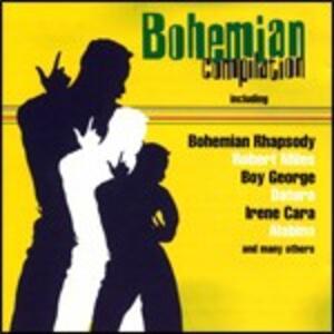 Bohemian Compilation - CD Audio