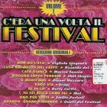 C'era Una Volta Il Festival 1 - CD Audio