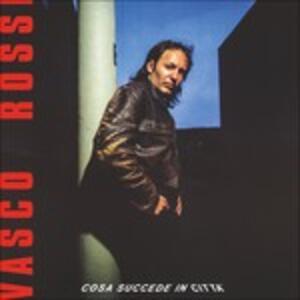 Cosa succede in città - SuperAudio CD ibrido di Vasco Rossi