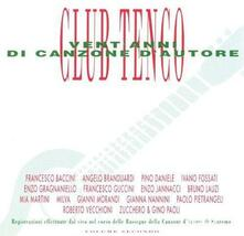 Club Tenco: Vent'anni di canzone vol.2 - CD Audio