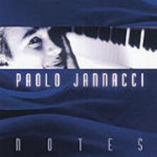 Notes - CD Audio di Paolo Jannacci