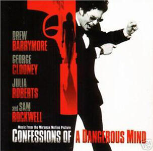 Confessions of a Dangerous Mind (Colonna Sonora) - CD Audio