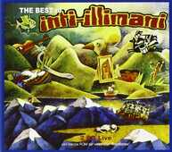 CD The Best of Inti-Illimani Inti-Illimani