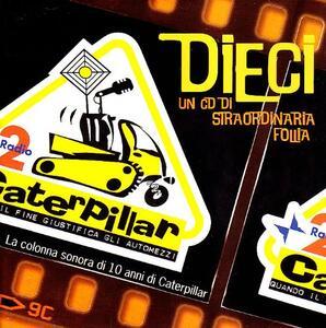 Caterpillar 10 - CD Audio