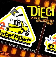 Caterpillar 10 - CD Audio