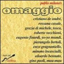 Pablo Milanés, omaggio - CD Audio