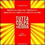 Cover CD Tutta colpa di Giuda - Una commedia con musica
