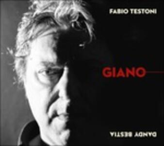 Giano - CD Audio di Fabio Testoni
