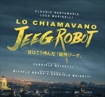 Cover CD Colonna sonora Lo chiamavano Jeeg Robot