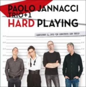 CD Hard Playing di Paolo Jannacci (Trio+1)