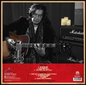 Dentro e fuori dal Rock 'n' Roll - Vinile LP di Maurizio Solieri - 2