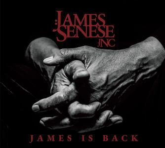 CD James Is Back James Senese JNC