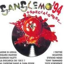 Sanscemo '94 - CD Audio