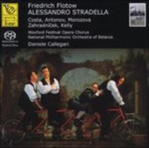 Arie d'opera - SuperAudio CD ibrido di Alessandro Stradella,Friedrich Von Flotow